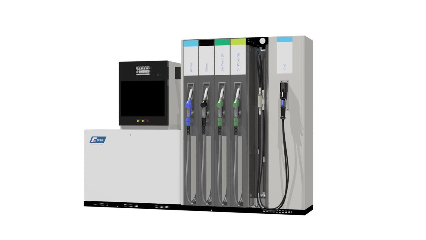 Columna Gas Natural Comprimido (GNC)