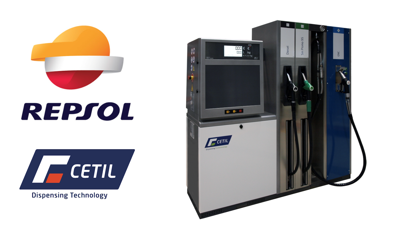 Tender Awarded to Supply of Petrol Dispensers to Repsol